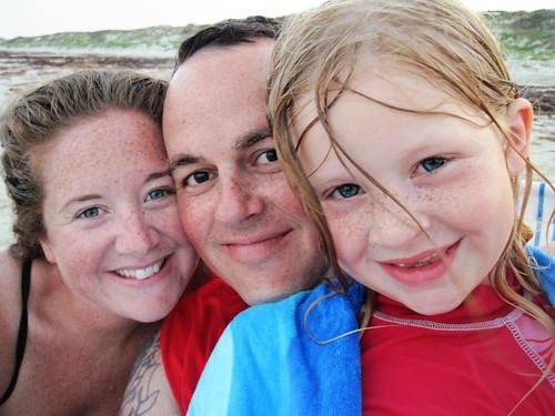 10th at the beach