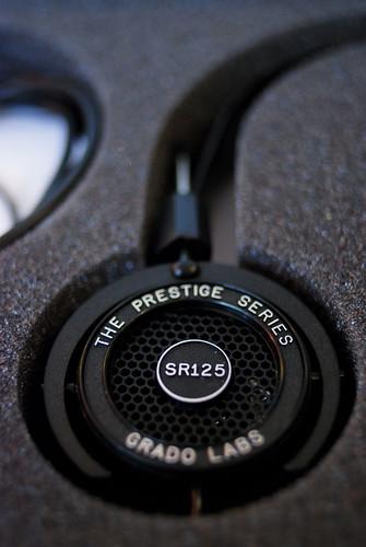 令人魂牽夢縈的 SR125