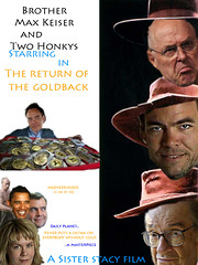 Brother Max Keiser and the Two Honkeys