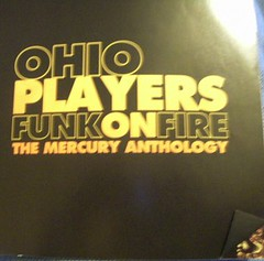 Ohio Players~Funk on Fire:The Mercury Anthology
