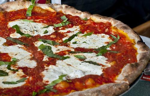 pizza margherita