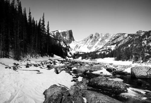 Dream Lake Panorama by you.