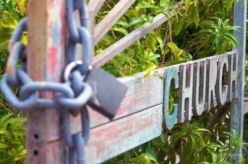 Chain and church