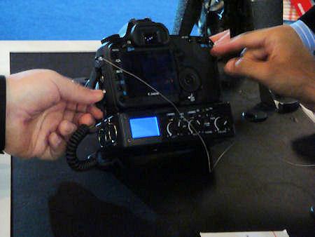 Beachtek DXA5D Audio Adapter