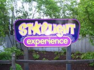 Cedar Point - Starlight Experience Sign