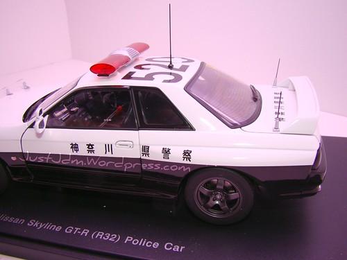 AA Skyline R32 Police (5)