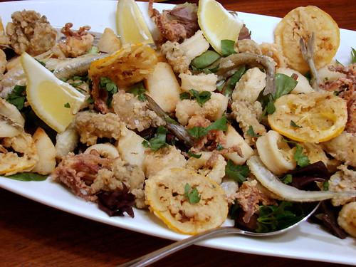 Dinner:  April 5, 2009