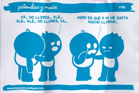 Va! No llores!