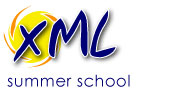 XML Summer School, Oxford, U.K.