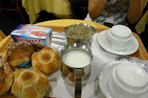 Breakfast @ Hotel Galeno