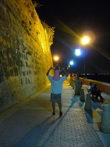 Paseo la Princesa by night