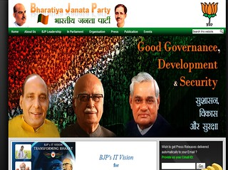 Official_BJP_Website