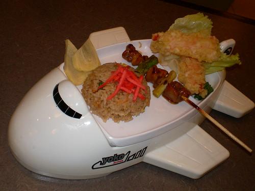 Sakae Sushi kids' meal
