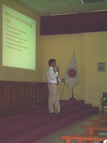 Renato, tercera conferencia