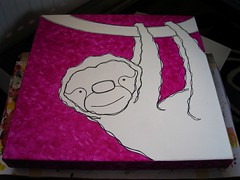 work in progress 20090505 sloth D