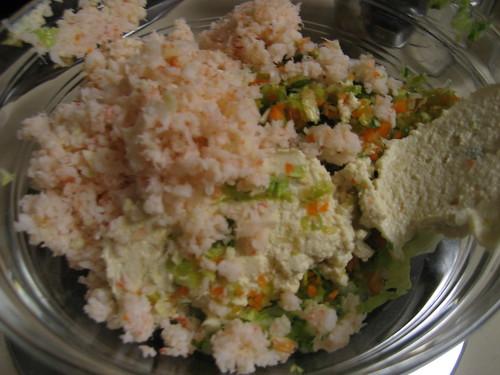shrimp dumpling filling