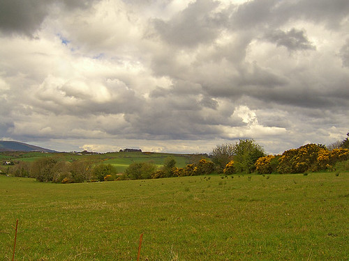 View at Aileach Mor