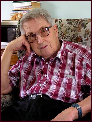 Eric Jones - 90th Birthday Portrait