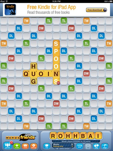 2011-06-16 Words with Friends