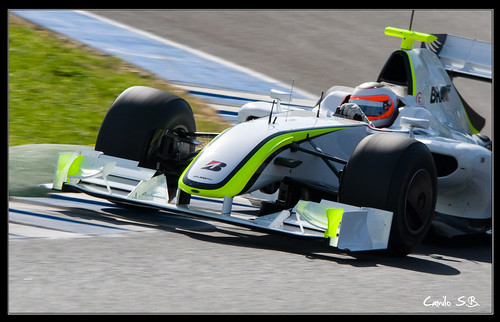 Test F1 Jerez 15/03/2009 by Camilo S.B..