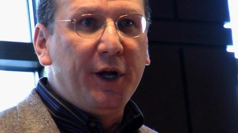 Bob Benz at UT's Howard Baker Center