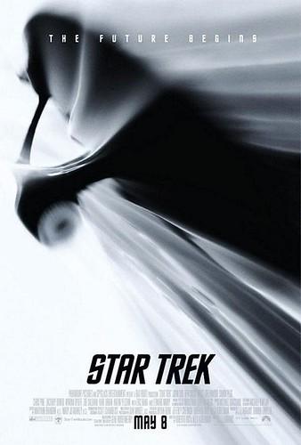Star Trek (2008) teaser poster
