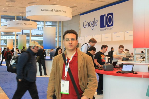 Gabriel Saldaña at Google IO 2011