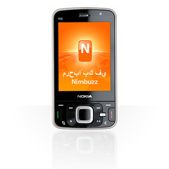 Nimbuzz Mobile gets Arabic Language Support