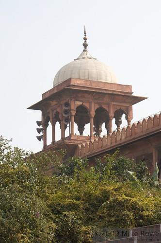 Part of the walls, Jamar Masjid