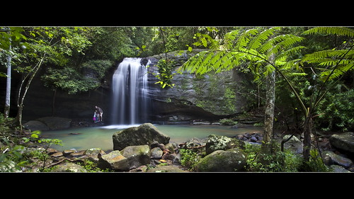 Buderim Falls - Sunshine Coast