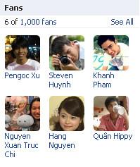 1000fans