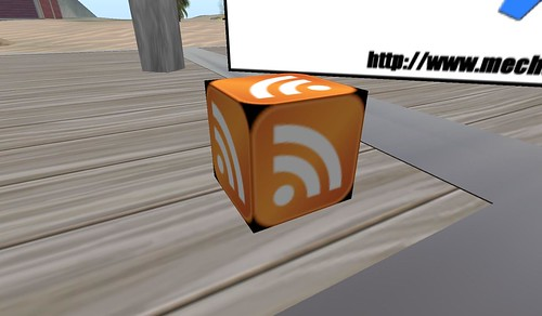 RSS Feed Server