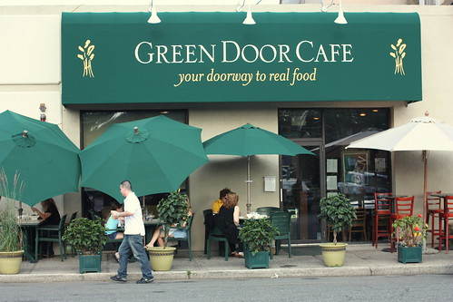 Green Door Cafe, Tenafly NJ by you.