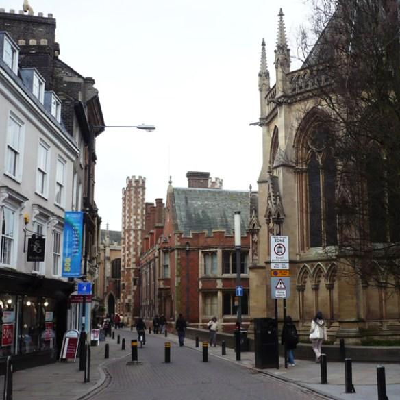 #293 - St John's Street
