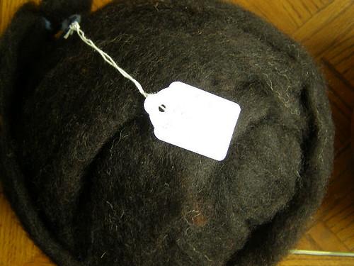 shetland neck wool