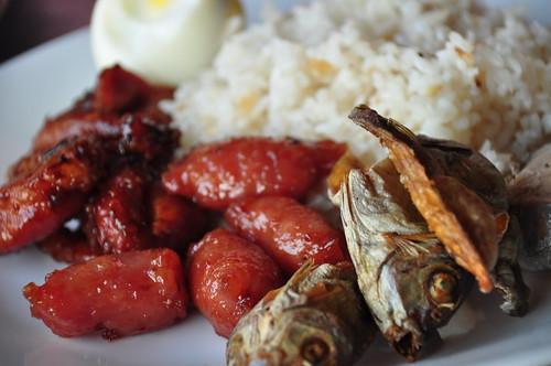 Filipino Breakfast @ Kinamot Restaurant