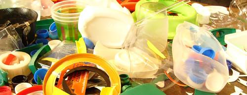 Déchets plastiques - Photo : unjenesaisquoideco