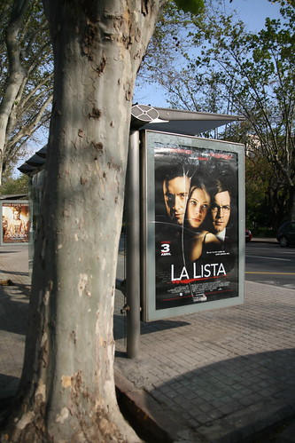 Bus Stop Movie Poster