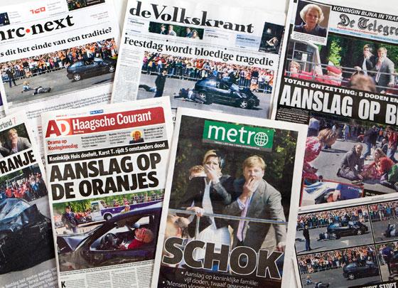 Krantenkoppen-1-mei-2009