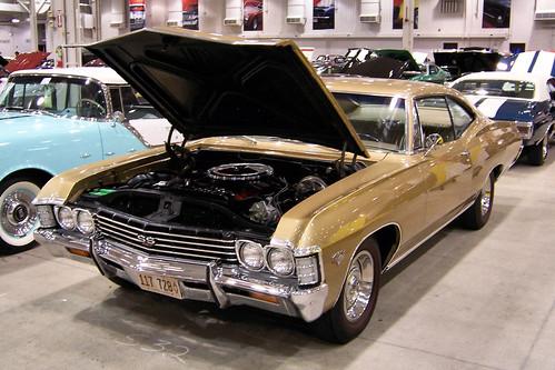 67 Chevy Impala SS