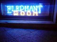 Day 1 // Elephant Room