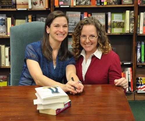 Sarah Dessen & Sarah Ockler