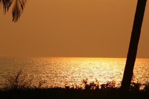 A Slice of Sunset