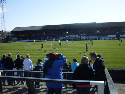Ayr United kick-off