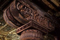 Kapitell in Ajanta