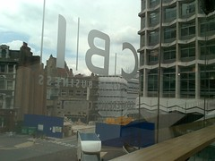 View from the CBI