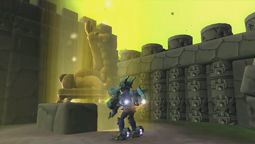 87 screens from the Spore Galactic Adventures Captain trailer
