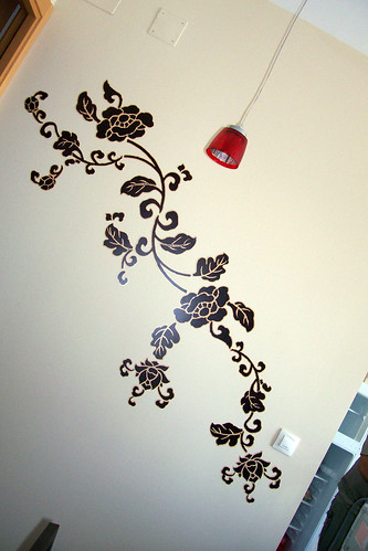 idea para decorar una pared