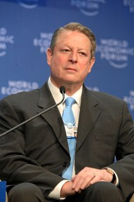 Al Gore - Photo : World Economic Forum