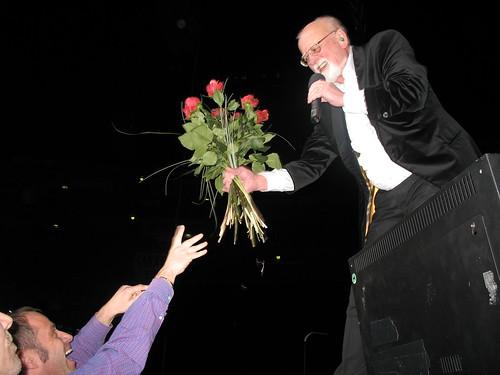 Flowers for Roger Whittaker